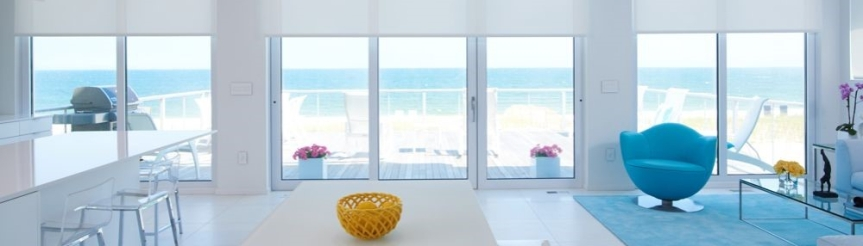 Motorized Window Treatments for Smart Homes