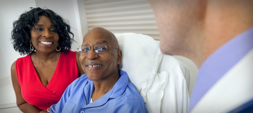 Psychiatric Hospital Helps Family Caregivers Manage Alzheimer'sDisease