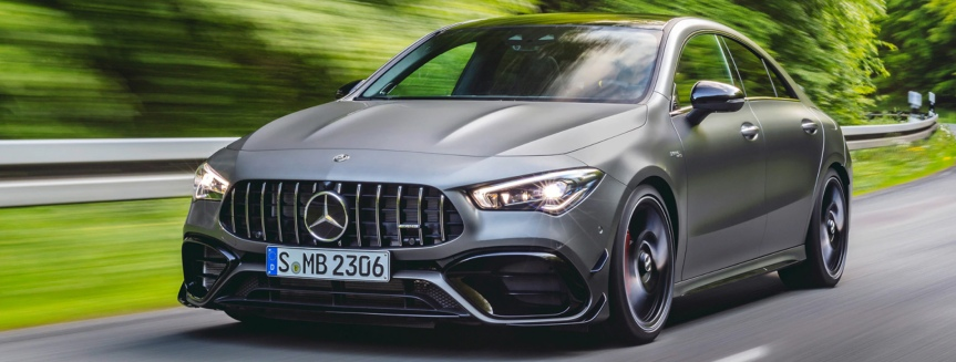 Mercedes AMG 45 Coupe