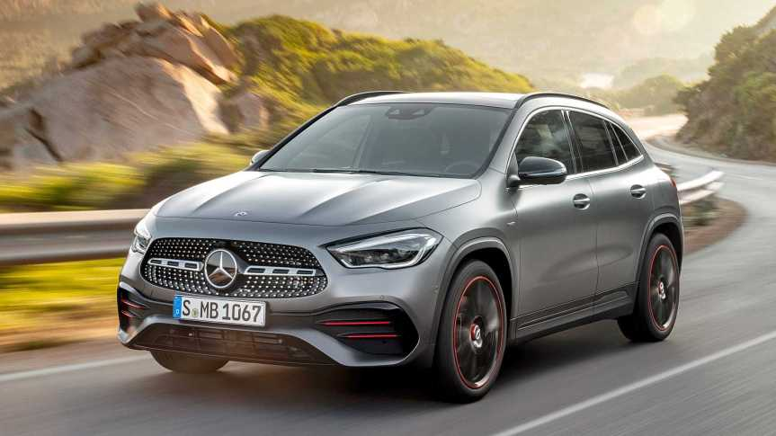 2021 Mercedes GLA – Redesigned and Wonderful