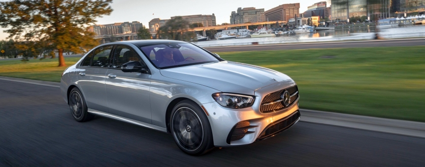 2021 Mercedes-Benz E-Class Updated and Classy