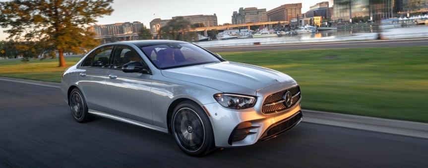 2021 Mercedes-Benz E-Class Updated andClassy