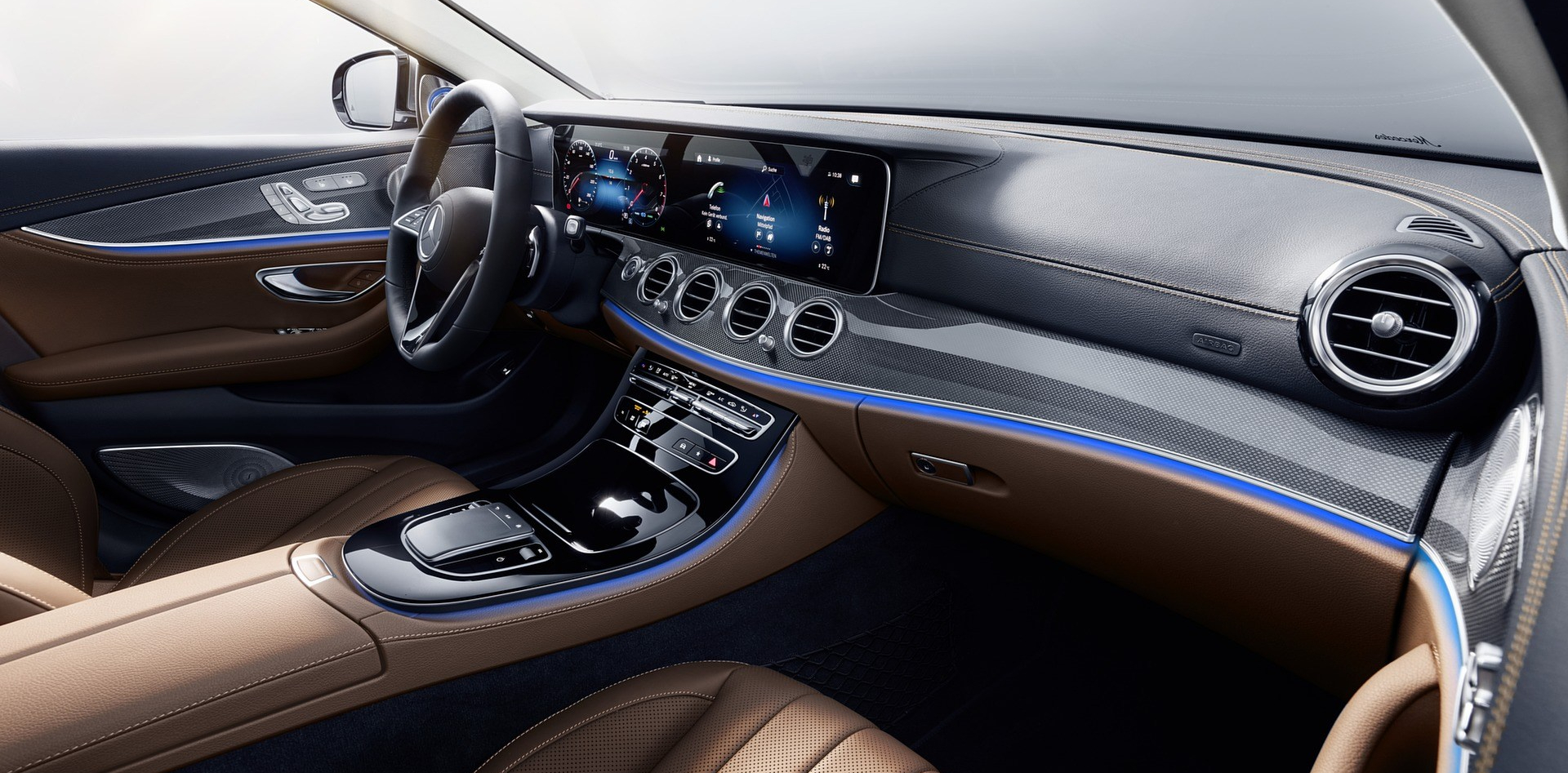 Mercedes Benz E Class 2021