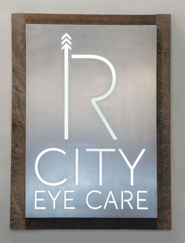 Dr. Rica McRoy, and Dr. Alana Coker, R City Eye Care