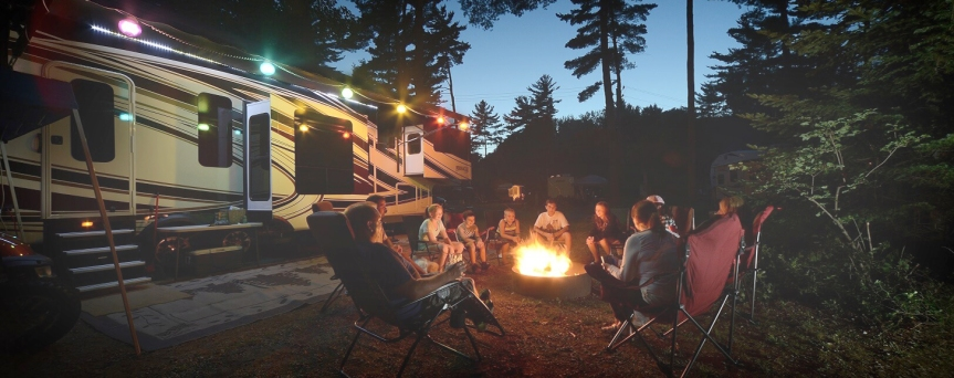 Is Your RV Ready to Spring Into Camping Season?