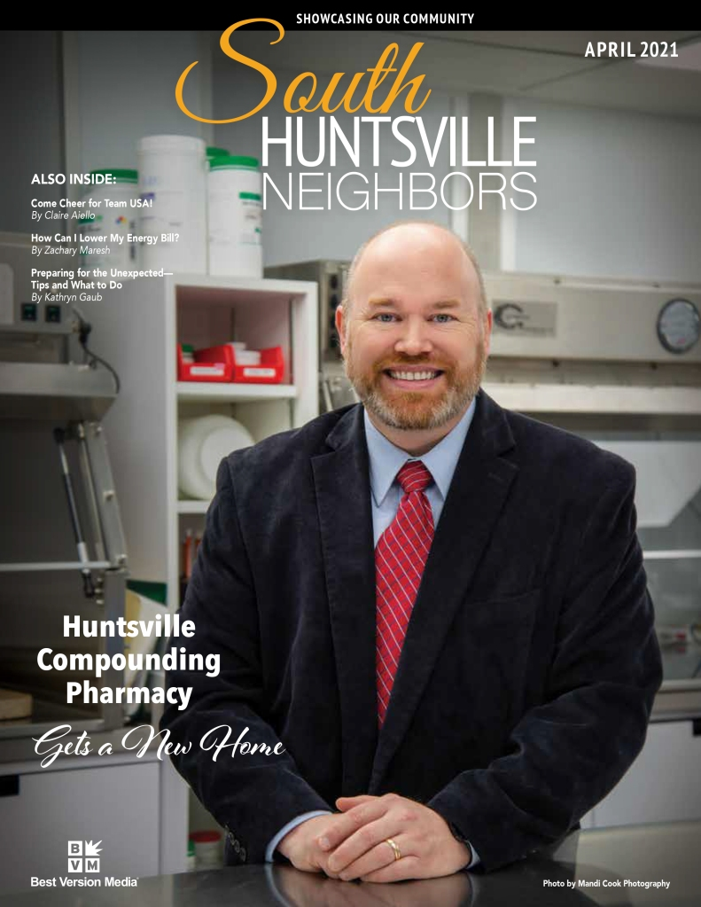 Huntsville Compounding Pharmacy Gets a New Home