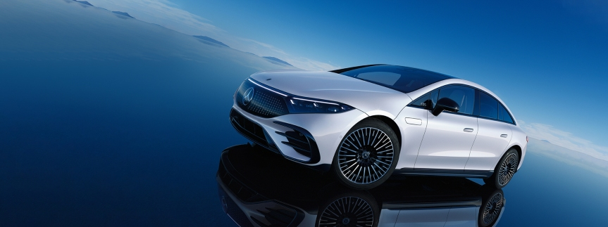 The 2022 Mercedes Benz EQS, The Future of ElectricVehicles