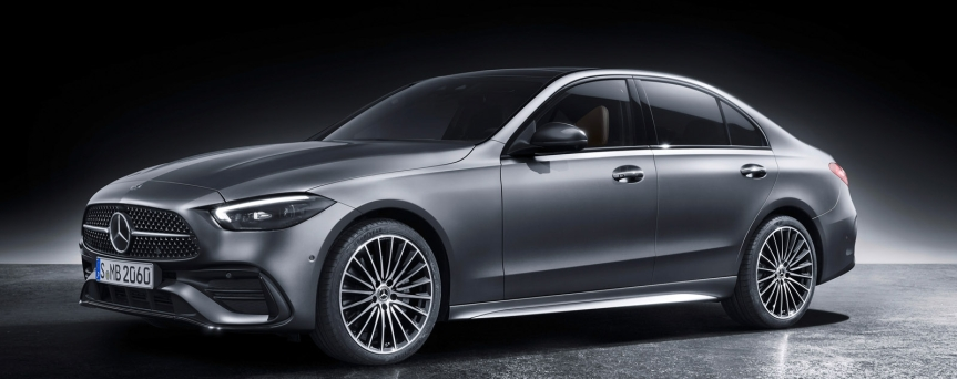 The Impeccably Crafted 2021C-Class
