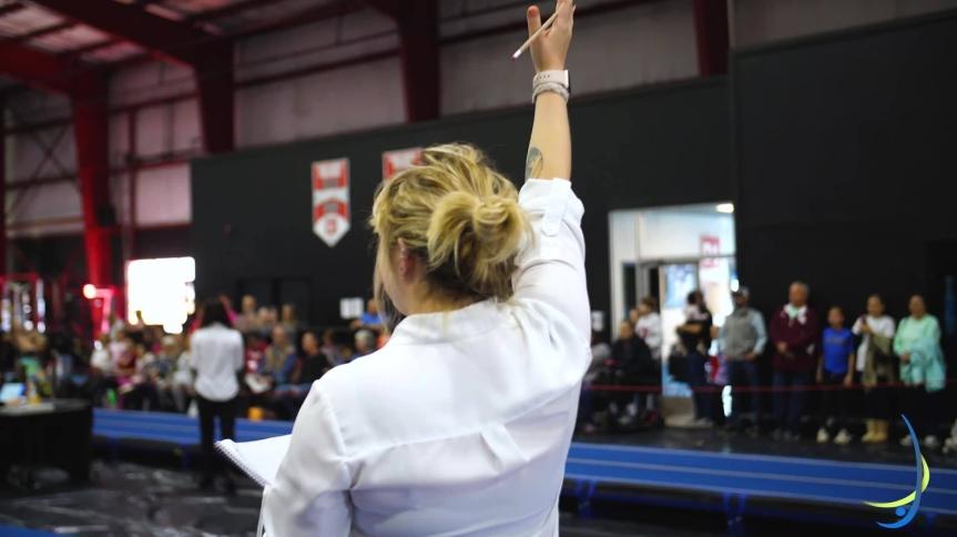 Why Trampoline Gymnastics?